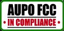 AUPO FCC In Compliance Button