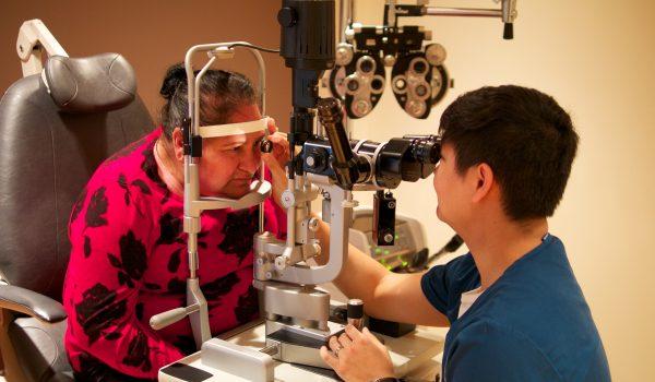 Right to Sight Clinic - November 2016