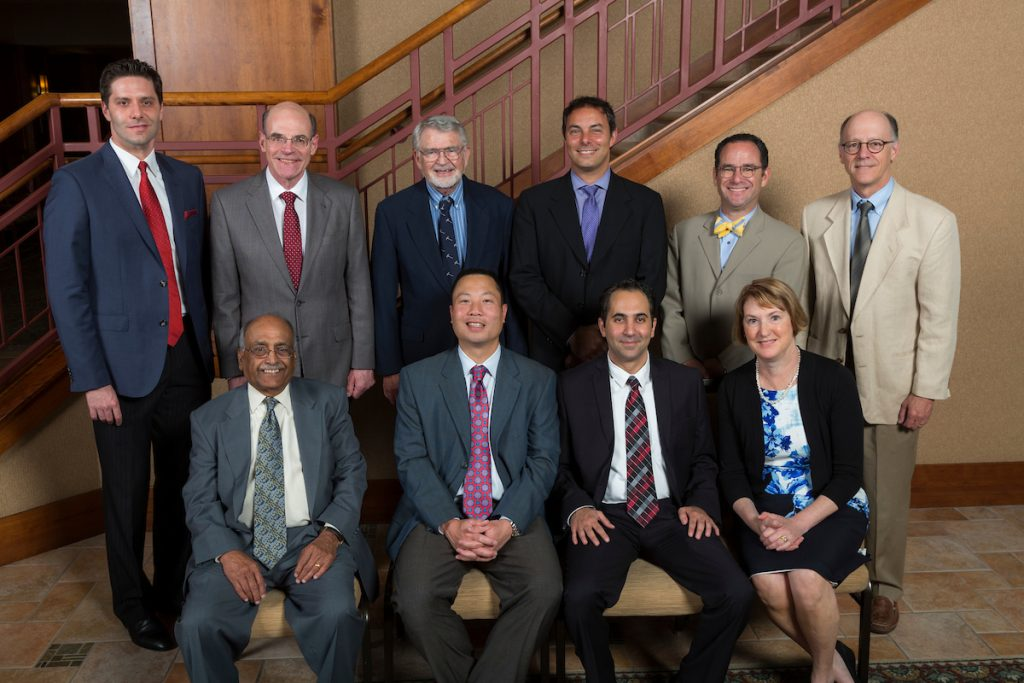 Department of Ophthalmology graduation June 18, 2016. (Photo © Andy Manis)