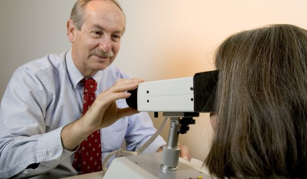 Dr. Ronald Klein, UW Health Department of Ophthalmology and Visual Sciences