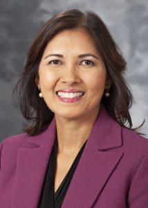 Dr. Yasmin Bradfield headshot