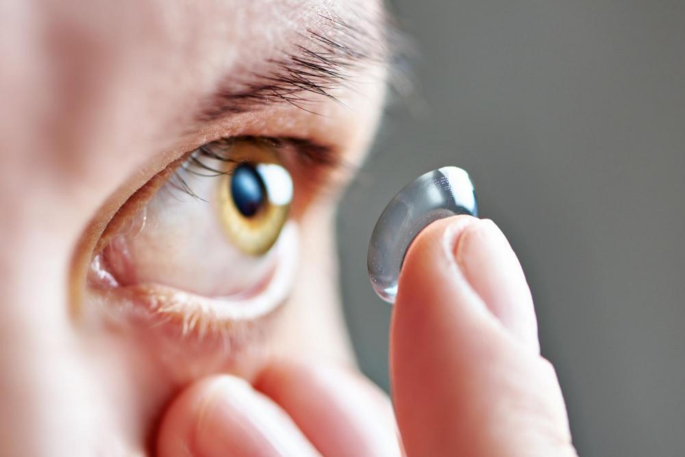 Image Wallpaper » Contact Lenses