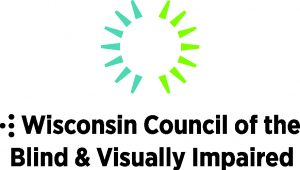 WI Council of the Blind & Visually Impaired logo
