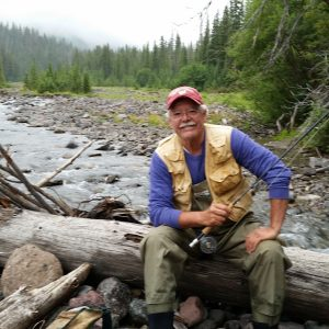 Russ Rothman Fishing