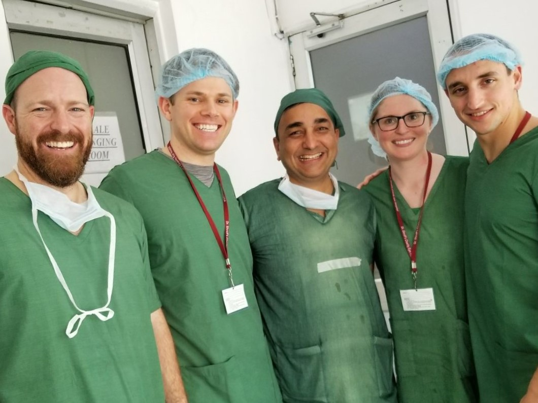 2018 Resident Rotation at Dr. Shroff's Charity Eye Hospital, India //