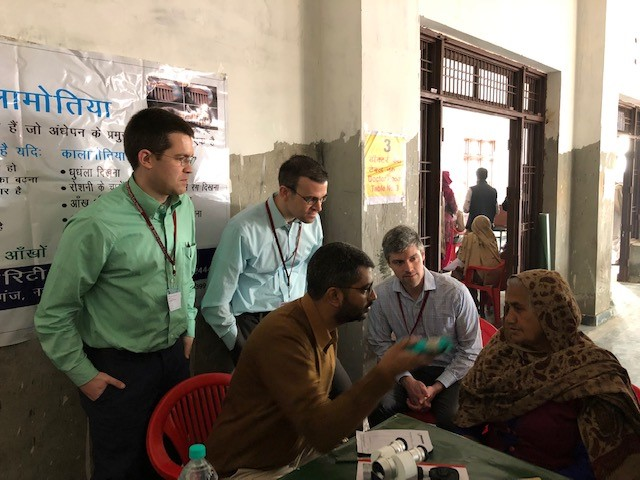 2019 Resident Rotation at Dr. Shroff's Charity Eye Hospital, India //
