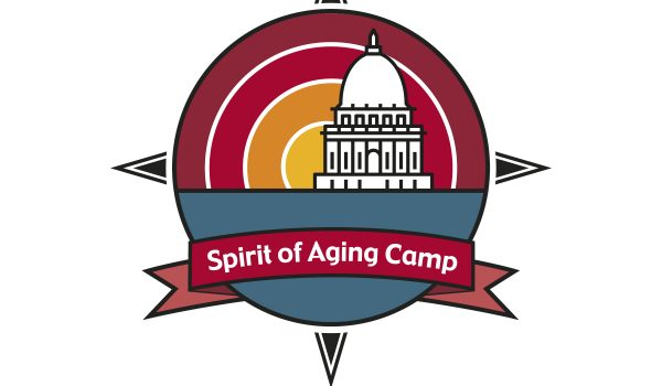 Spirit of Aging Camp Badge 9.25.19