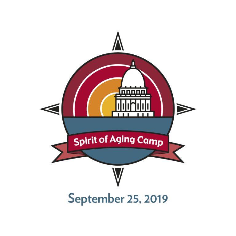 Spirit of Aging Camp Badge 9.25.19
