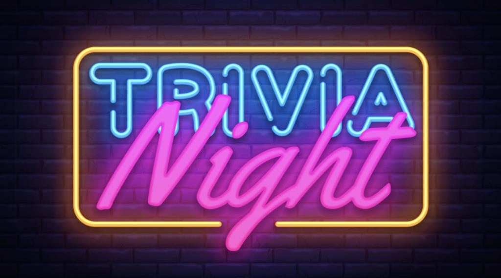 trivia night graphic